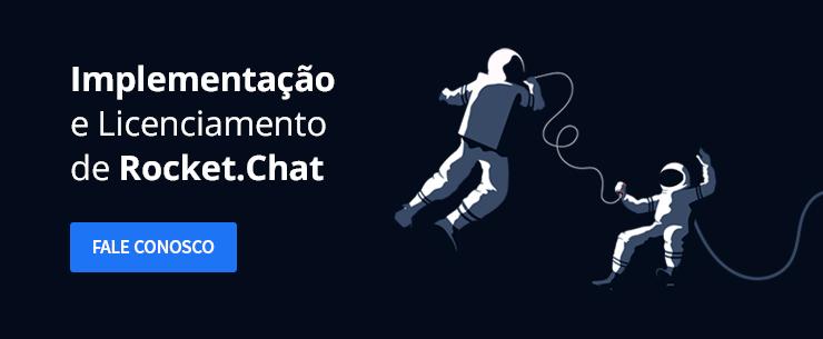 Banner Rocket.Chat