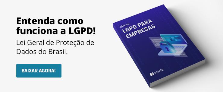 ebook LGPD - Lei Geral de Proteção de Dados do Brasil