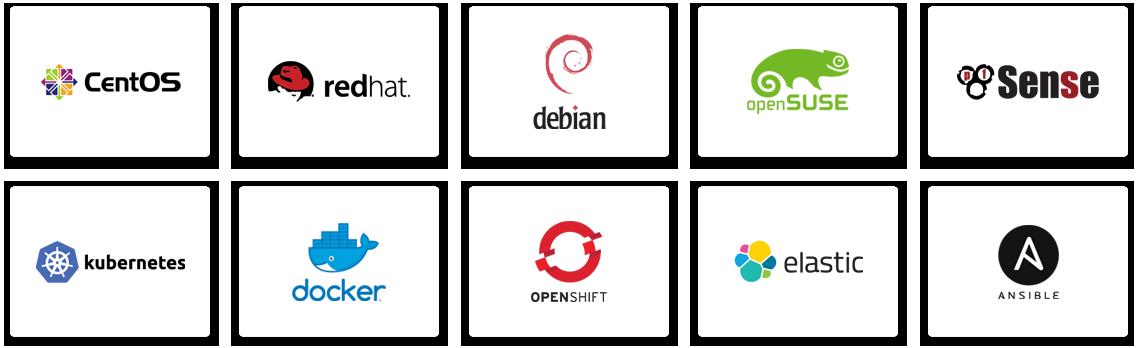 Soluções Opensource